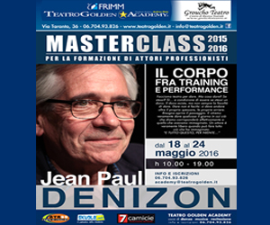 Masterclass Jean Paul Denizon